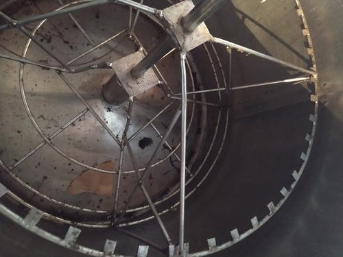 Extractor De Miel 44 Cuadros Totalmente En Acero Inoxidable