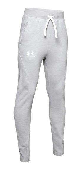 Pantalonunder Armour Knit Cotton Niños 1348489011