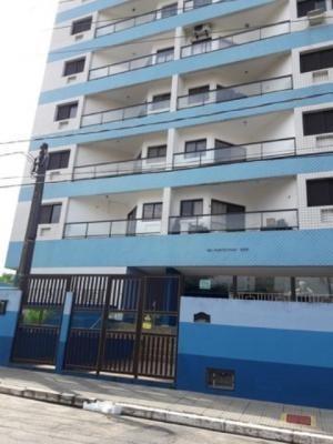 Imagem 1 de 14 de Apartamento Com 900 Metros Do Mar - Itanhaém 7158 | Sanm