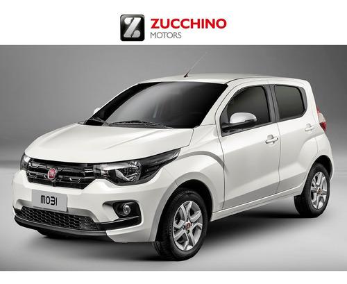Imagen 1 de 14 de Fiat Mobi Like 2021   0km   Zucchino Motors