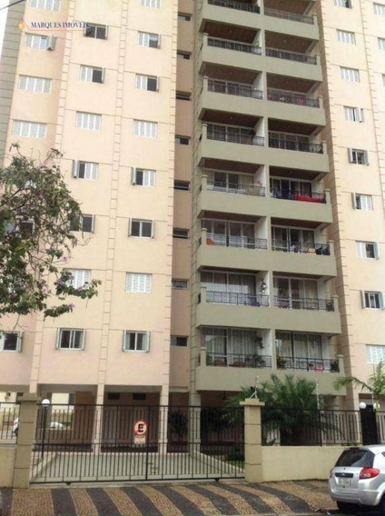 Apartamento Residencial À Venda, Vila Olivo, Valinhos. - Ap1057