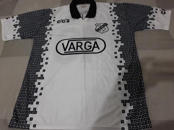 Camisa Futebol Da Inter De Limeira/sp 92/93 Ccs # 10 De Jogo