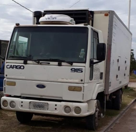 Ford Cargo 915 Modelo 2006 Con Caja
