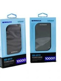 Carregador Portátil Power Bank 10.000mah