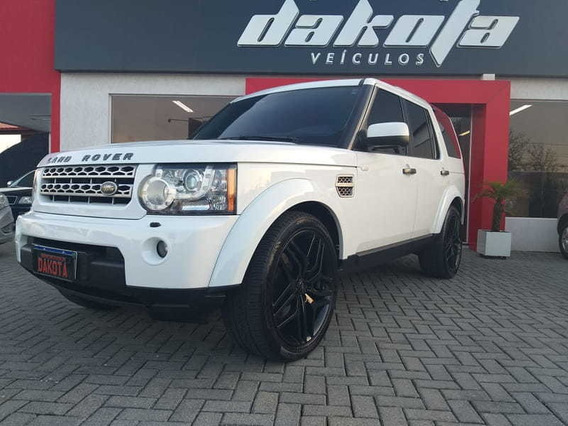 Land Rover Discovery 4 3.0 Se 2011 7l