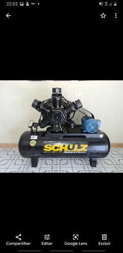 Imagem 1 de 2 de Compressor Schulz 425 Lt