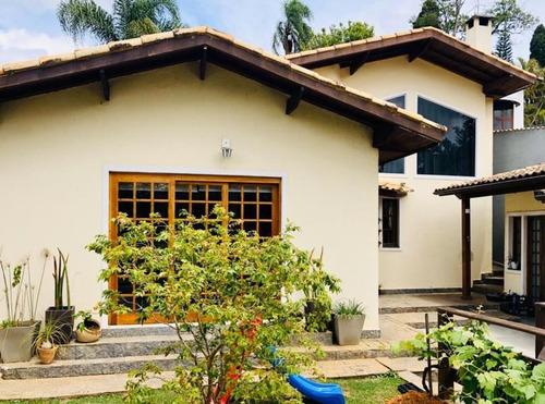 Casa Em Condomínio Para Venda Em Itapecerica Da Serra, Parque Delfim Verde, 3 Dormitórios, 1 Suíte, 3 Banheiros, 4 Vagas - 613_2-1019428