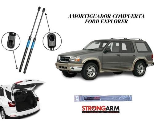 Amortiguador Compuerta, Capo Y Vidrio Ford Explorer