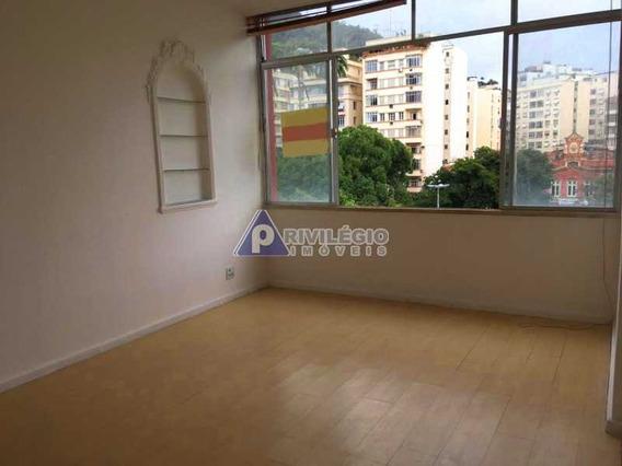 Apartamento À Venda, 3 Quartos, Catete - Rio De Janeiro/rj - 21233