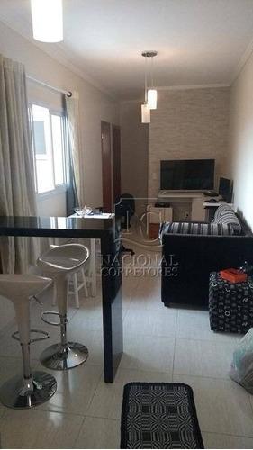 Cobertura Com 2 Dormitórios À Venda, 100 M² Por R$ 445.000,00 - Utinga - Santo André/sp - Co2561