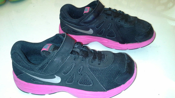 Tenis Nike Original Feminino Cano Alto Tam 28