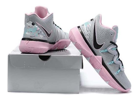 Tenis Nike Kyrie 5 Irving Varias Cores 34 Ao 43 Frete Gratis