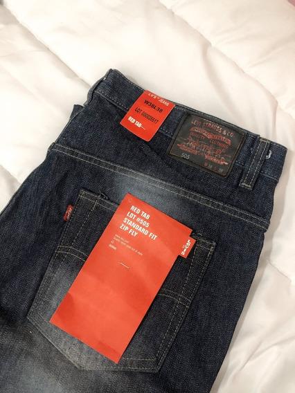 Jeans Levis 505 Original Mercadolibre Com Ar