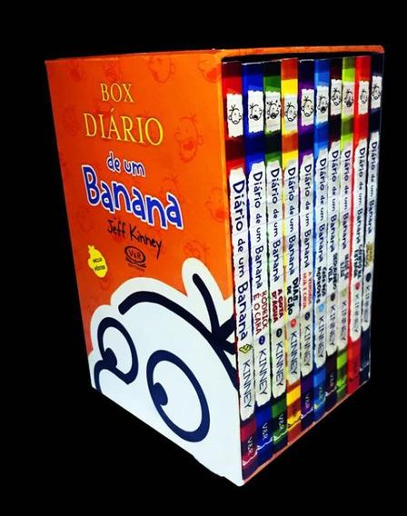 Box - Diario De Um Banana - 10 Vols