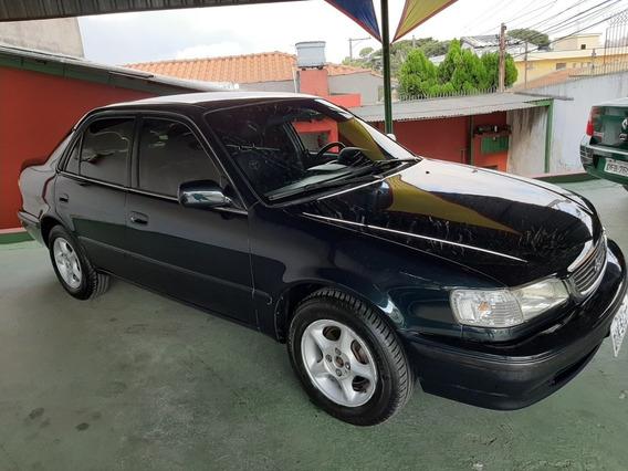 Corolla Xei 2002 Verde/automatico/impecavel