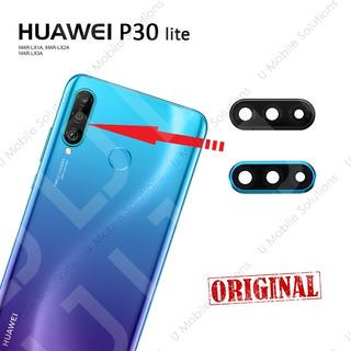 Cristal Lente Cámara Huawei P30 Lite Mar-lx3a Lx2a Lx1a Ori