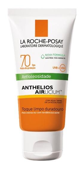 Protetor Solar Facial Airlicium La Roche-posay Fps 70 50g