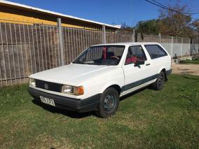 Parati 1990 Diesel Original Permuto Y/o Financio