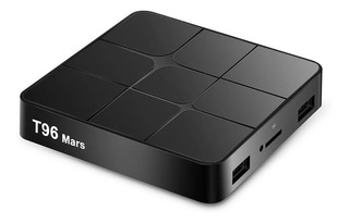 Smart Tv Box Android 7.1 2gb + 16gb 4k Quadcore Netflix