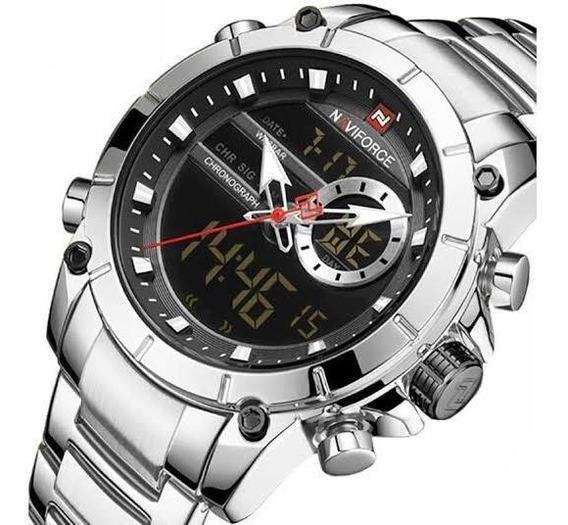 Relógio De Luxo Naviforce