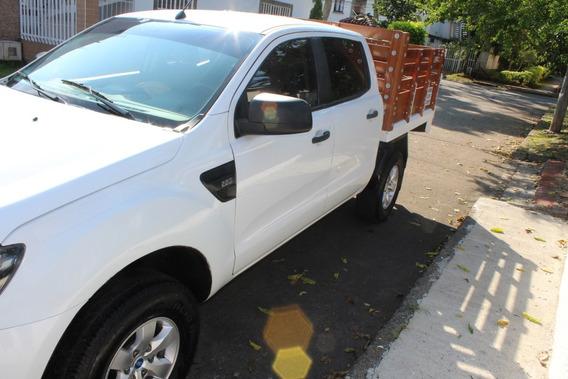 Venpermuto Ford Ranger 4x4 Diesel Doblecabina Estacas Rines-