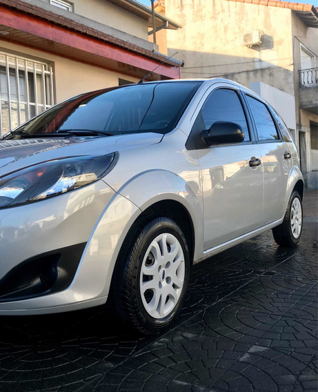 Ford Fiesta 1.6 One Edge Plus 98cv 2012