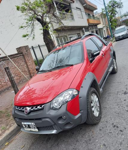 Imagen 1 de 11 de Fiat Strada Adventure Pick-up Cabina Doble