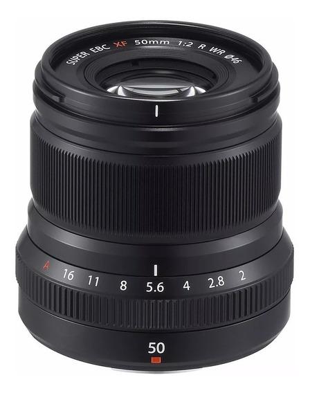 Lente Fuji Fujifilm Xf 50mm F/2 R Wr P/ Xpro2 Xt2 Xt20 Xh1