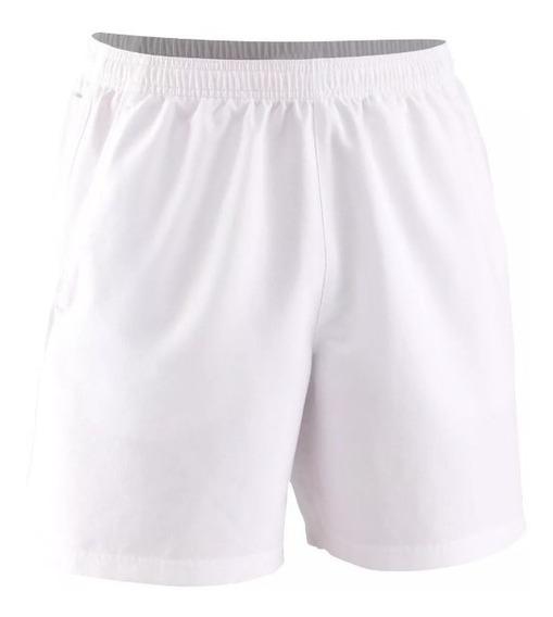 Pantalon Short Deportivo Hombre Tenis Padel - Olivos