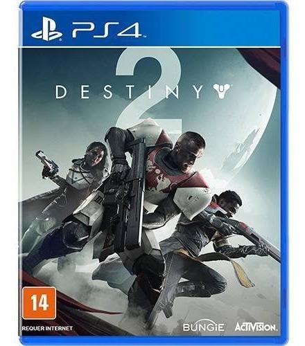 Destiny 2 - Ps4 Novo Lacrado Midia Fisica