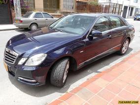 Mercedes Benz Clase E Cgi