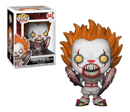 Funko Pop It Pennywise With Spider Legs 542 - It Muñeco