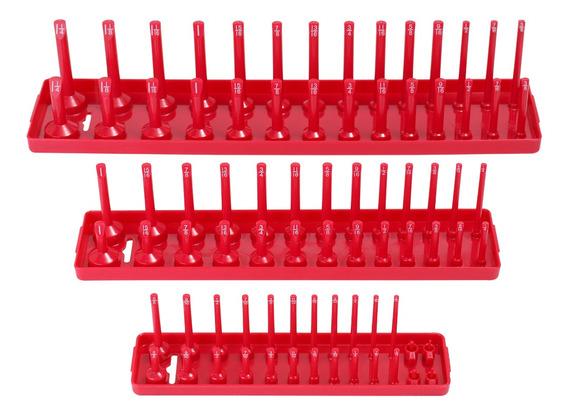 Bandeja De Soquete Multifuncional Garage Storage Tool Rack