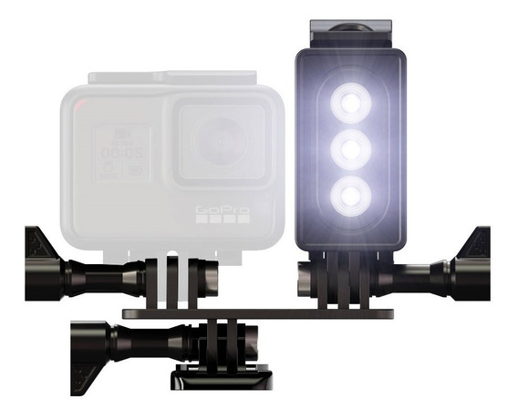 Iluminador Led Gopole Flare Gpflr-39 Para Câmera Gopro Hero