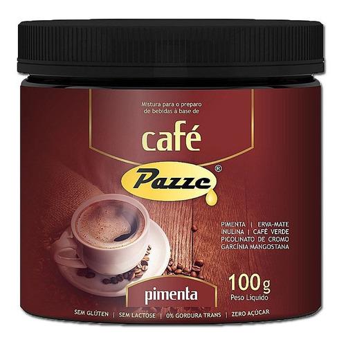 Café Instântaneo Café Pimenta - Pazze 100g