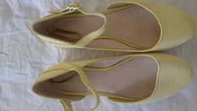 Zapatos Zara Niña Talla 36 Como Nuevos.