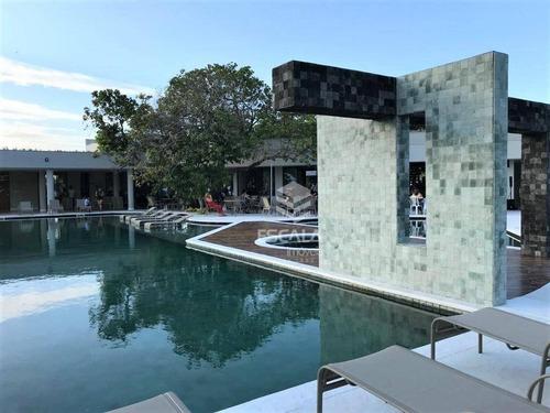 Imagem 1 de 30 de Lote À Venda, 331 M², Reserva Terra Brasilis, Condomínio Fechado, Financia - Jacunda - Aquiraz/ce - Te0176