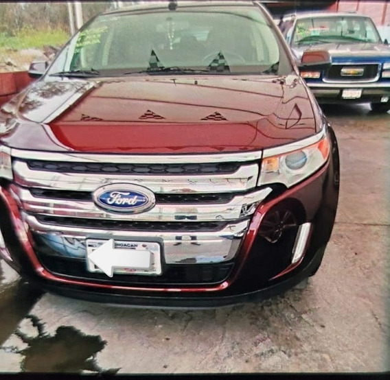 Ford Edge 3.5 Limited V6 Piel Qc At 2012
