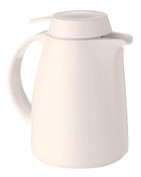 Garrafa Térmica Em Abs Helios 300ml Branco