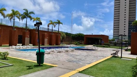 Apartamento Com 2 Dormitórios À Venda, 57 M² Por R$ 220.000,00 - Candelária - Natal/rn - Ap6117