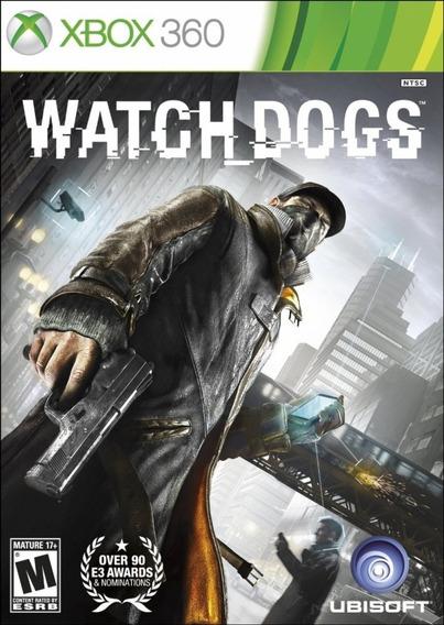 Watch Dogs Español Platinum Hits X360 Nuevo