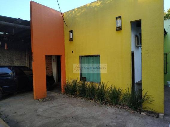Casa No Boa Esperança, 2 Quartos - Ca1175