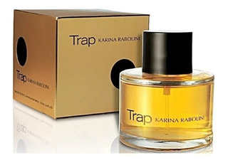 Perfume Trap By Karina Rabolini 100ml Edt Mujer En Cuotas