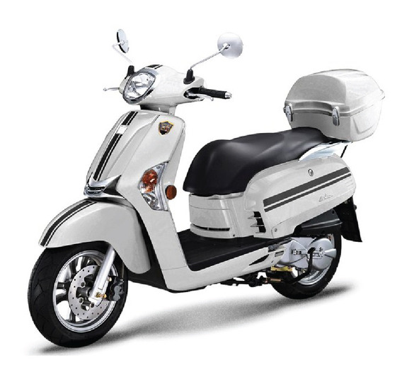 Kymco Like 200i - Scooter - Lidermoto