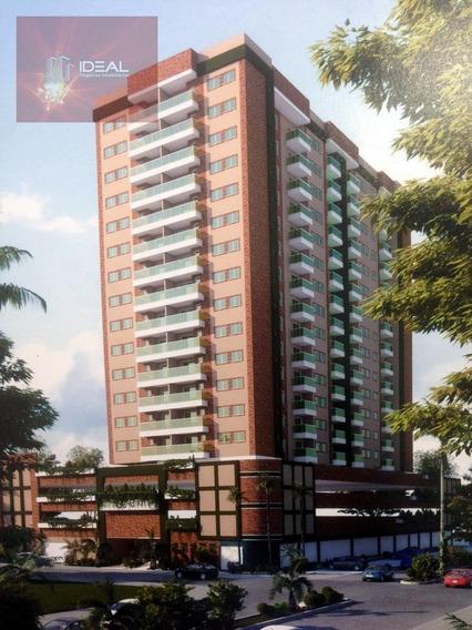 Apartamento Em Parque Tamandaré - Campos Dos Goytacazes - 9272