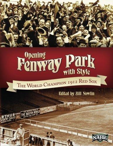 Opening Fenway Park In Style : Dan Desrochers