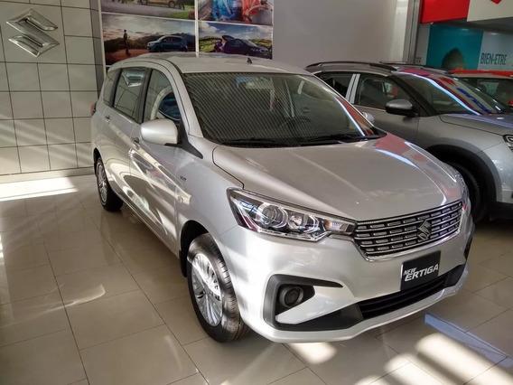 New Ertiga Automatica Modelo 2020 Color Plata