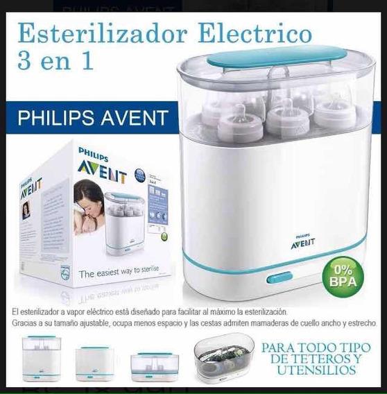 Esterilizador De Teteros Avent Philips