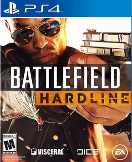 Battlefield Hardline Ps4 Digital Gcp