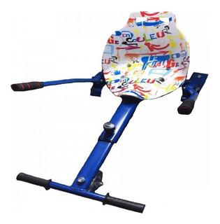 Hover Kart Carrinho Hoverboard Skat 6.5 / 8 / 10 Branco Gra